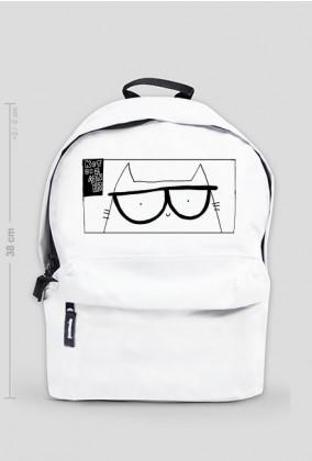 Plecak z Kotem Dizajnerem