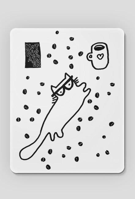 Dizajnerska podkładka pod mysz