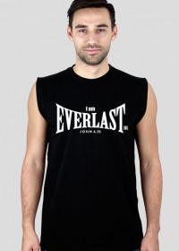 "Koszulka bez rękawków ""I am EVERLASTING"""