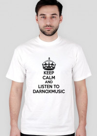 Koszulka Keep Calm Darnoxmusic