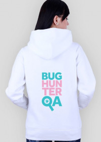 BUG HUNTERQA Bluza z kapturem