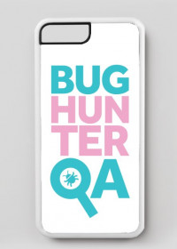 BUG HUNTERQA etui iPhone 7, iPhone 8