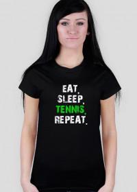 EAT, SLEEP, TENNIS, REPEAT