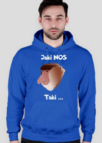 Bluza z kapturem - Jaki Nos