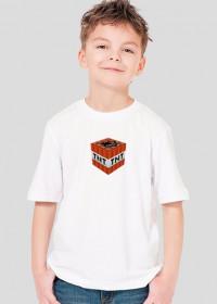 Minecraft Koszulka Dziecięca TNT