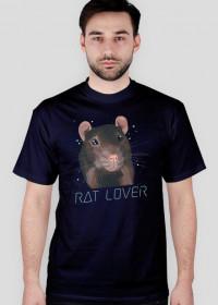 Rat Lover - koszulka męska