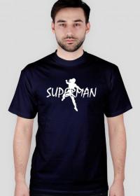 Koszulka - Superman | DARK BLUE