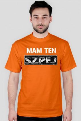 Koszulka MAM TEN SZPEJ