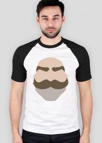 LoL Braum Classic - T-shirt męski baseball