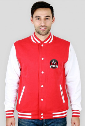 Steem Jacket red