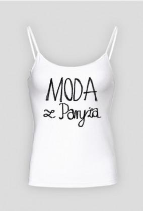 Moda z Paryża