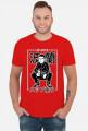 Słowiański Przykuc Koszulka (Slav Squat) - po japońsku