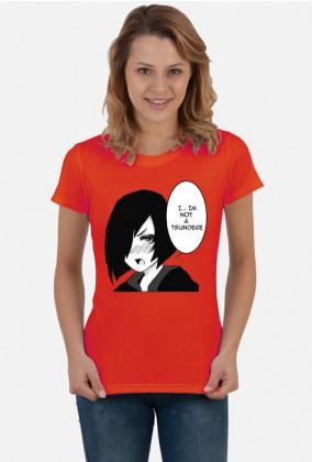 Koszulka Tsundere - Harajuku Sklep Kawaii (#2)