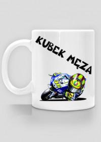 KUBEK MĘŻA MOTO46