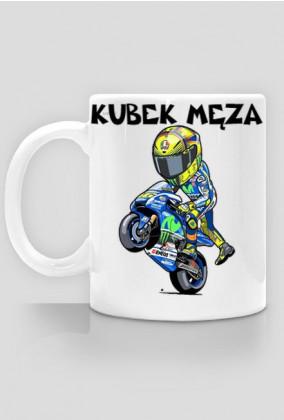 KUBEK MĘŻA MOTO46#1