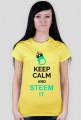 Keep calm green w