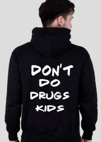 Don't do drugs kids hoodie