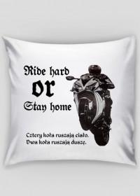 Poszewka na poduszkę Motocyklowa