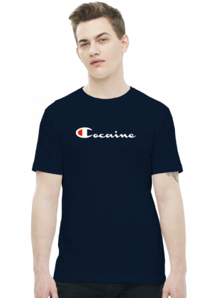Cocaine - Champion - White