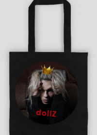 dollZ - Psycho Princess bag logo