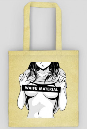 Torba na mangę - Harajuku Sklep - Waifu Material