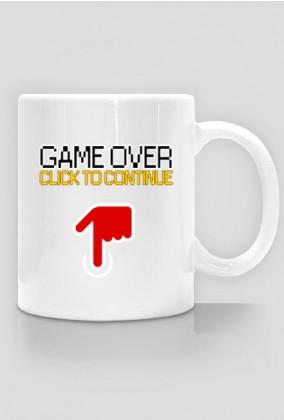 Kubek Game Over 1stCav
