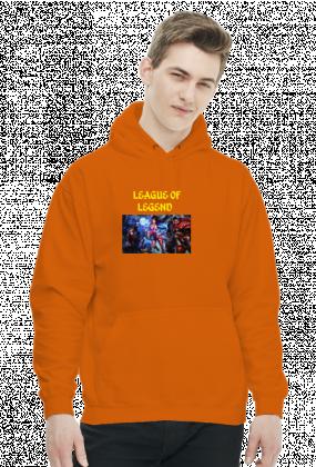Bluza z kapturem LEAGUE OF LEGENDS
