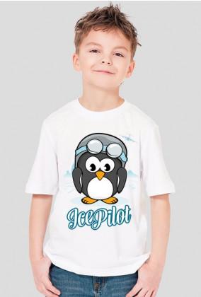 AeroStyle - Ice Pilot koszulka dla chłopca