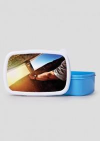 AeroStyle - pudełko śniadaniowe, widok z kokpitu