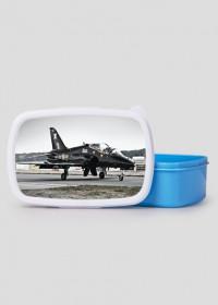 AeroStyle - pudełko śniadaniowe, samolot wojskowy