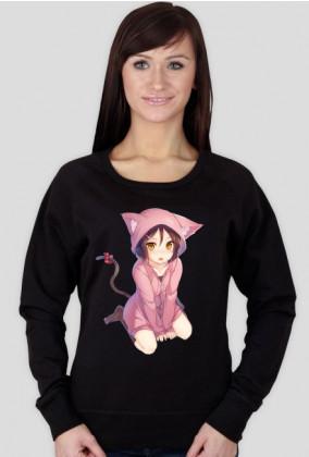 Bluzka długa damska - Anime