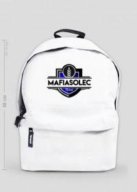 Plecak Mały MafiaSolec Team Biały