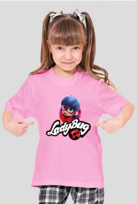 Koszulka Ladybug