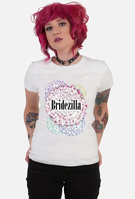 Bridezilla - koszulka