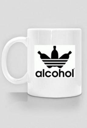 alcohol jak adidas Kubek Party