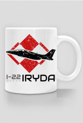 AeroStyle - dwustronny kubek I-22 Iryda