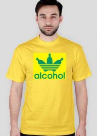 alcohol jak adidas Reagge Men T-Shirt
