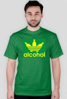 alcohol jak adidas Reagge 2 Men T-Shirt