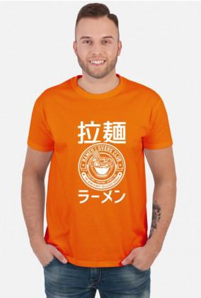 Ramen Koszulka z japońskimi znakami (Męska)