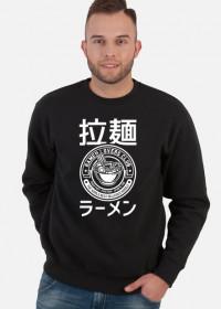 Bluza Harajuku z japońskimi znakami (Męska)
