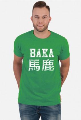 Baka Koszulka Męska Harajuku