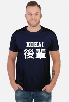 Kohai Koszulka Anime (Męska)