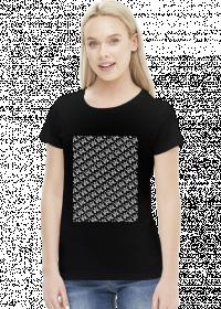Pattern tee girl