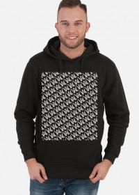 Pattern hoodie