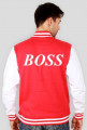 BLUZA BASEBALL BOSS