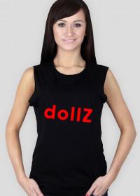 dollZ - logo girl