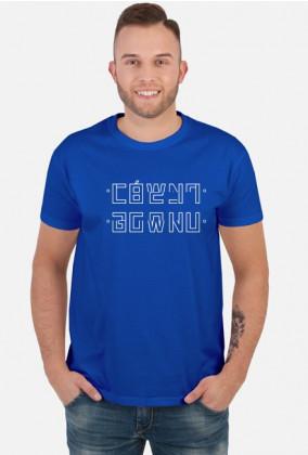 GÓWNO - Koszulka szyfr z ukrytym znaczeniem (Męska) #2