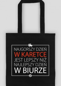Dzien w KARETCE torba