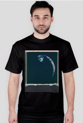 Space Meeting T-Shirt/ black