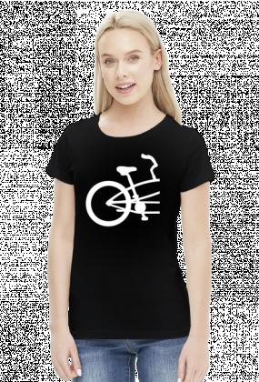 Damska koszulka dla par Tandem